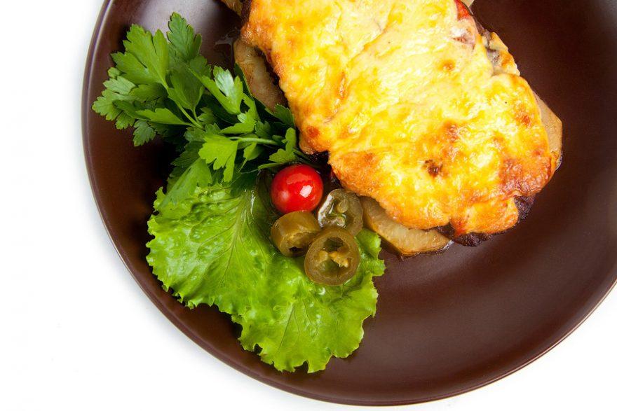 Фото блюда для ресторана